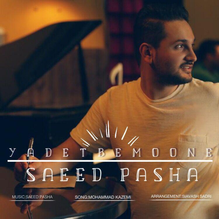 دانلود موزیک جدید سعید پاشا یادت بمونه