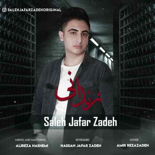 دانلود موزیک جدید صالح جعفرزاده زندونی